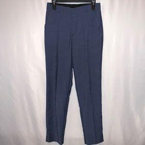 Calvin Klein Blue Dress Pants Big Boys Size 18